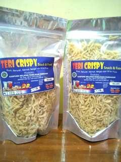 Teri Nasi Crispy
