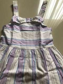 janie n jack ribbon dress