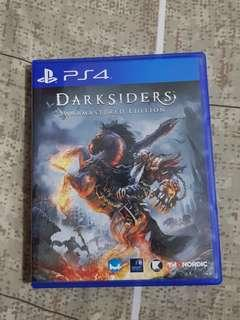 PS4 Darksiders Warmastered and Deathinitive Edition