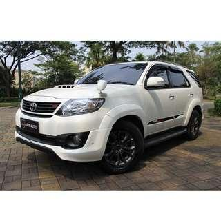 Fortuner G TRD Sportivo VNT TURBO AT 2014 Puth