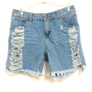 🚚 🎀全新🎀牛仔短褲#十月女裝半價