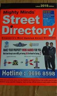 2018 STREET DIRECTORY