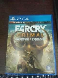 Farcry primal 極地戰嚎:野蠻紀源