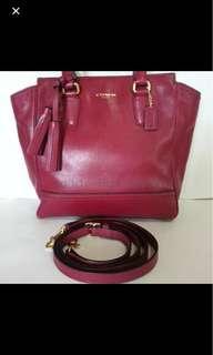 100% Authentic Coach Handbag