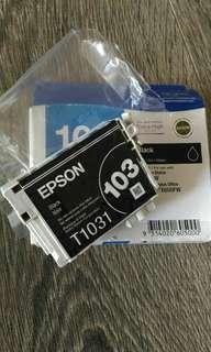 Epson 103 ink cartridge T1031