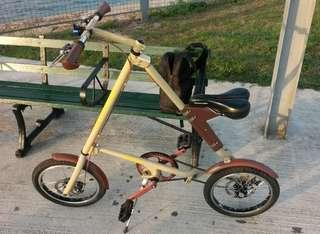 Nakata 可摺單車
