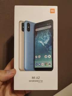 Xiaomi Mi A2 6GB/128GB - Black (Local Set - 1 Year Warranty)