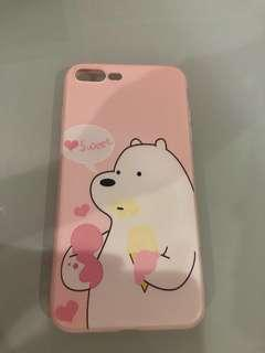 Ice Bear IPhone 7 Plus cover