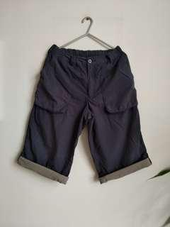 Shorts - elastic waistband from 26 to 30 inches