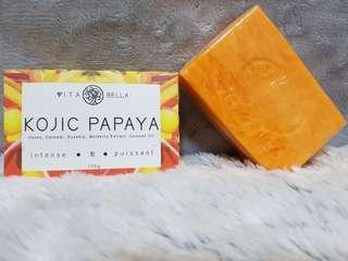 Vita bella kojic soap