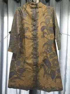 Dress Batik Pekalongan