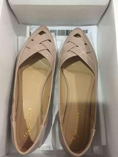 Flat shoes by calliope