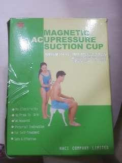Magnetic Acupressure Suction Cup