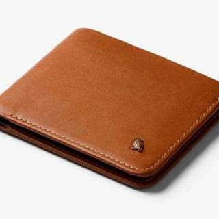BELLROY HIDE & SEEK WALLET HI RFID - CARAMEL