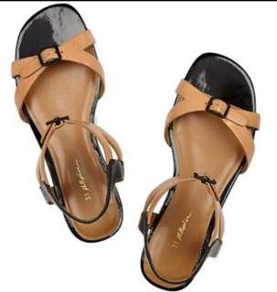 3.1 phillip lim daisy leather sandals