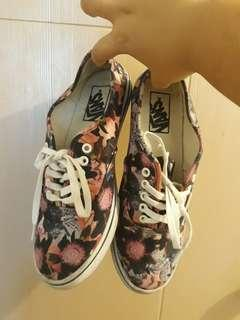 Vans Floral (Authentic)