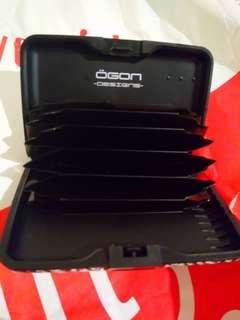 法國製ÖgonDesigns 智慧防盜刷RFID7層卡夾