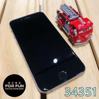 🌈(二手)Apple iPhone 6 16GB 太空灰,外觀8成8新,網路交易有實體店面更有保障!