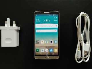LG G3 32GB GOLD 3GB RAM ANDROID 6.0 MARSHMALLOW
