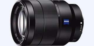 Sony SEL2470Z Carl Zeiss Vario-Tessar T* FE 24-70mm F4 ZA OSS