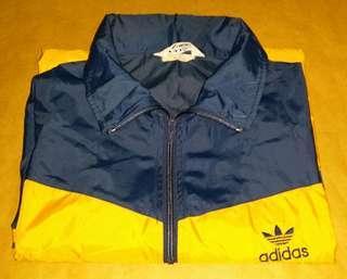 Vintage 古著 70、80s Adidas 風衣外套