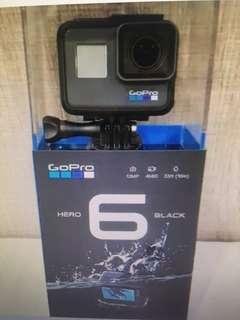 GoPro Hero 6 Black 彩色標