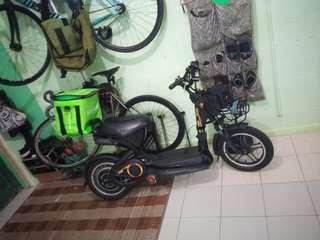 FAST DEAL BY TONIGHT TILL 10/11/18 Ebike Escooter 48volt