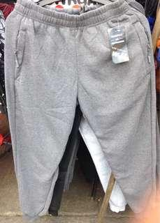 Cotton Plain Jogger Pants