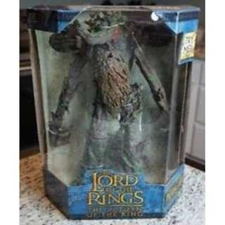 Lord of the Rings Treebeard (with free Lego Lord of the Rings)