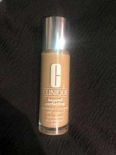 Clinique Beyond Perfecting Foundation - 65 neutral