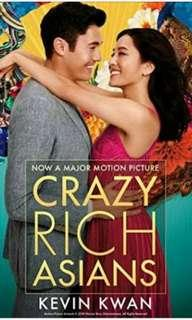 Ebook Crazy Rich Asian Complete Set