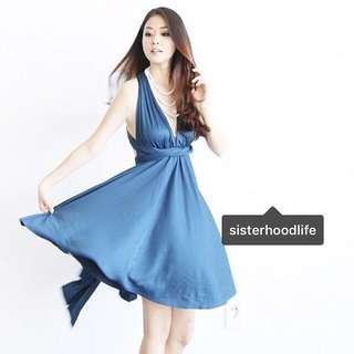Sisterhood Short Dress