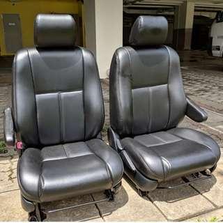 Toyota Wish 2008 Seat