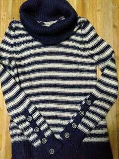 Turtle neck knitt