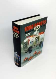 鐵皮玩具參考書 Taschen 1000 Robots, Spaceships & Other Tin Toys