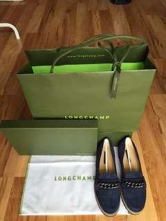 Longchamp womens loafer
