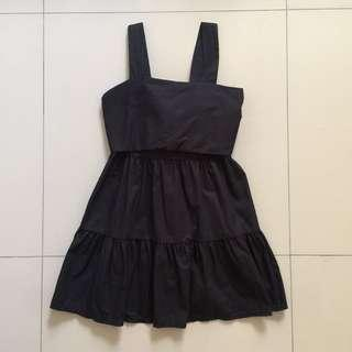 Petite bow dress #Incpostage
