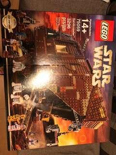 全新 Lego UCS 75059 sandclawler