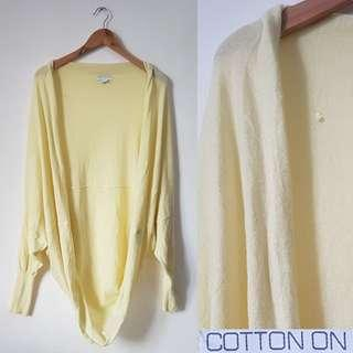 Cotton On Yellow Cover Up