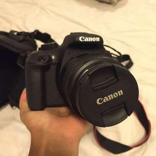 Canon 1200D Digital SLR Camera With Lens