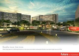 Pre-Selling Condo by Filinvest Futura East Sapatial