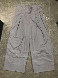 自出價 Korea 韓國條子裙褲