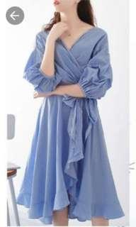 Free style dress