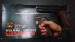懷舊玩具 Colt M1911A1 Government Marui Gun Series $500