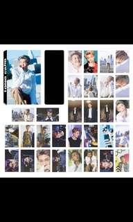 [WTS] BTS LOMO CARDS CLEARANCE WITH BOOKMARKS