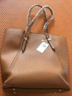 NEW Tote bag Brown