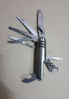 Multifunction Pocket Knife 11 in 1