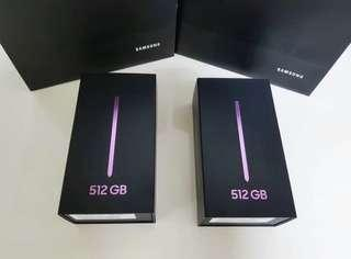 Cash Dan Kredit Samsung Galaxy Note 9 8/512 Gb