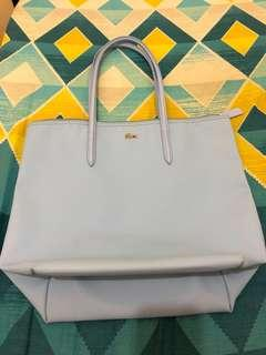 Auth 💯Lacoste Vertical Tote Bag