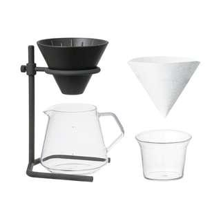 Kinto Coffee Brewer Stand set 1-4cups